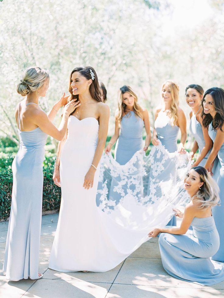 Elegant & romantic outdoor wedding in San Diego featured on Magnolia Rouge | Ran…