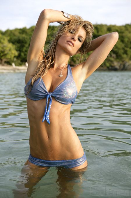 Marisa Miller - 2008 Sports Illustrated Swimsuit Edition ...