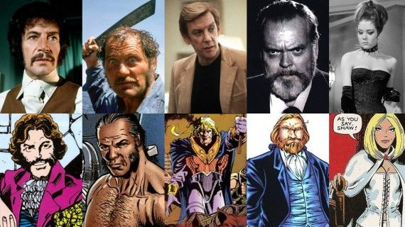 The Real Life Inspirations Behind Some of the Best Comic Book Villains