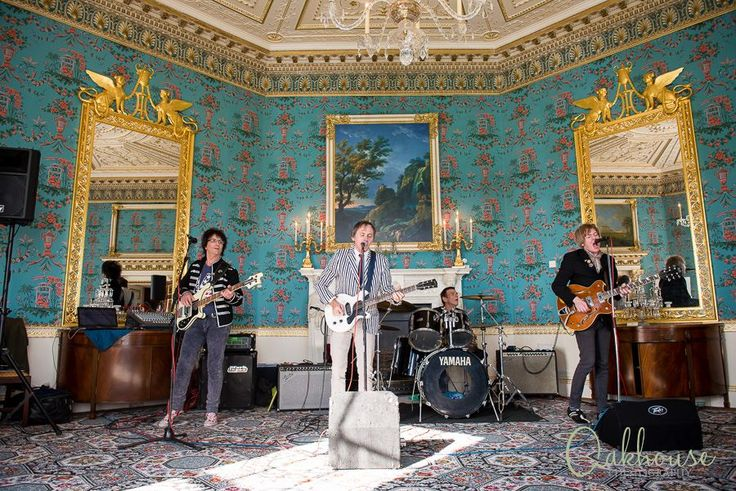 Scam69 As Photographed By Oakhouse Photography At Danson House