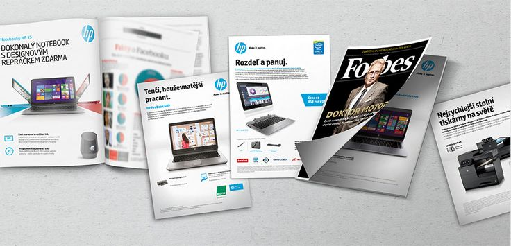 HP Marketing | BPR Creative