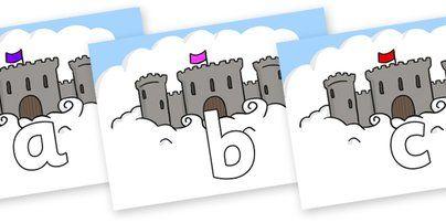 Preview: Phoneme Set on Castles