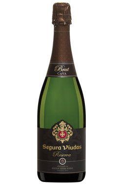 vin mousseux fruité et vif 750 ml 15,05$ - cava - Espagne -Cava brut reserva Segura Viudas -  palourdes- chorizo