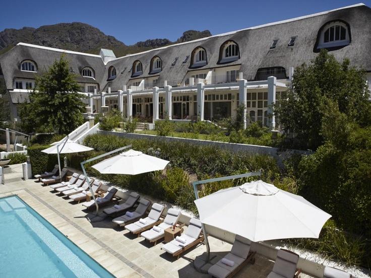Le Franschhoek Hotel & Spa, Franschhoek South Africa :