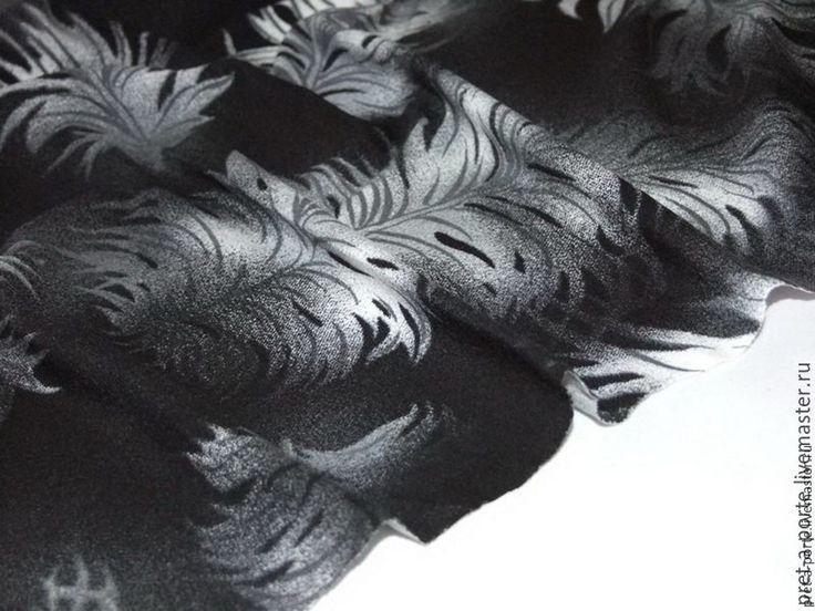 Купить -30% Prada трикотаж вискозный с эластаном , Италия - итальянские ткани, ткань для шитья