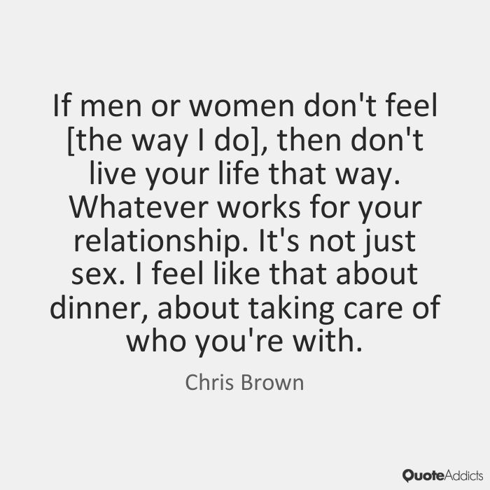 Chris Brown Quotes About Life #122888 | Quote Addicts