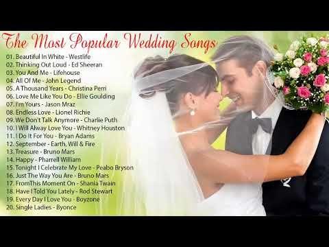 Wedding Songs 2018.Best Wedding Songs Playlist 2018 Wedding Love Songs