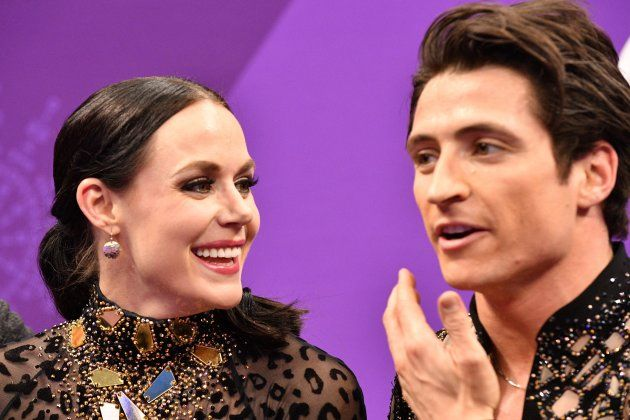 Tessa Virtue And Scott Moir Talk Like The Sweetest Married Couple