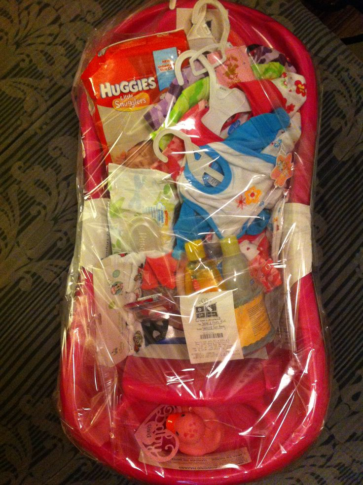 Best Baby Gift Basket Ideas : The best baby tub gift basket ideas on
