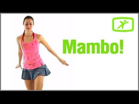 Aula de Mambo para fazer em Casa #1 - Nível Iniciante - Exercício em Casa