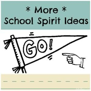 10 More Spirit Day Ideas for School!