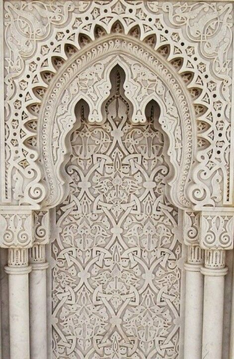 Details! Islamic architecture
