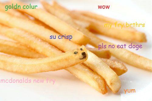 ... French Fries Recipe, Mcdonald'S, Food, Recipes, Crispy Mcdonald, Homes