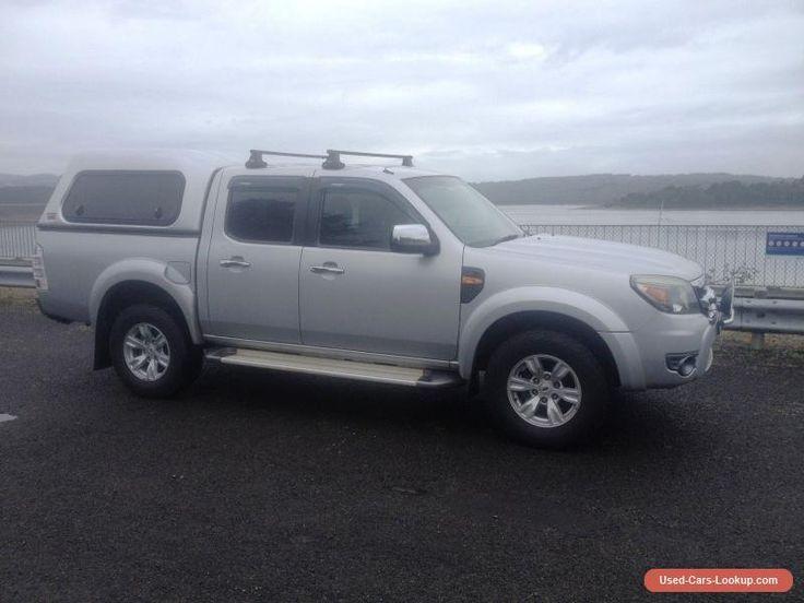 Ford Ranger 2009 PK XLT HI-Rider Dual Cab 5 Speed 226000Kms Vic Reg To Oct 2018 #ford #ranger #forsale #australia