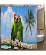 Parrot Plumage Branch Exotic Birds Green Custom... - $35.00 - $41.00