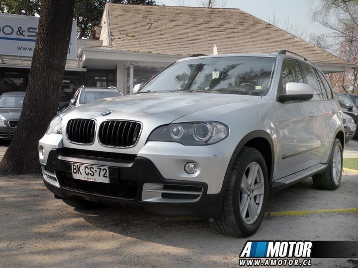 BMW X5 2008 autos usados - AMOTOR - aviso:6441