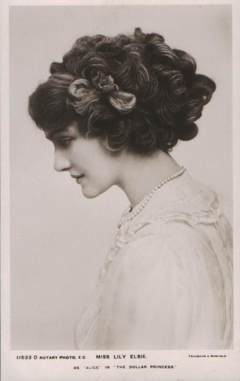 Edwardian woman. by leona