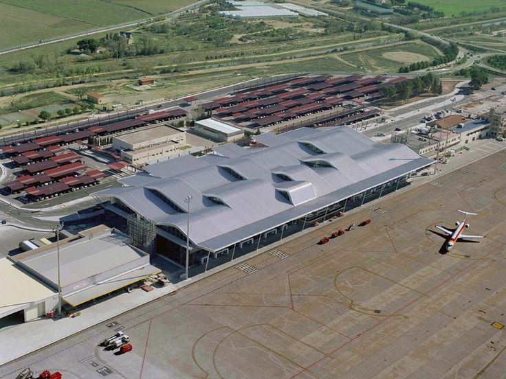 ZARAGOZA AIRPORT Luis Vidal + Arquitectos【2020】