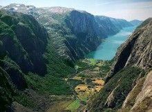 Norway Lysevegen