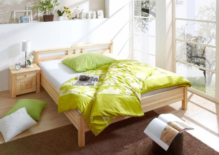 Más de 25 ideas increíbles sobre Bett 140x200 en Pinterest - günstige komplett schlafzimmer