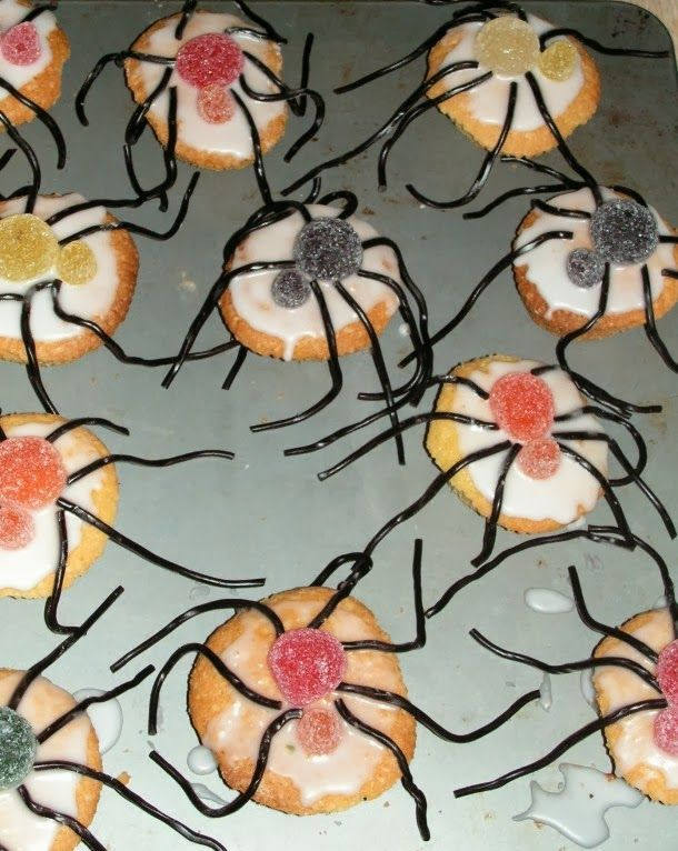 Eierkoek spinnen