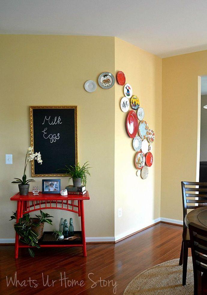 Dorable Decorative Plates Wall Ideas - Wall Art Design ...