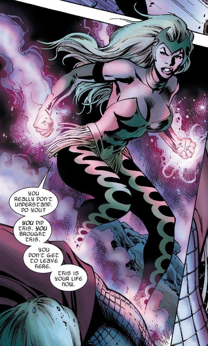 Amora the Enchantress   Enchantress marvel, Marvel universe art ...