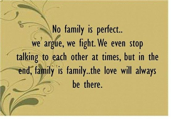 Family is Family! quotes