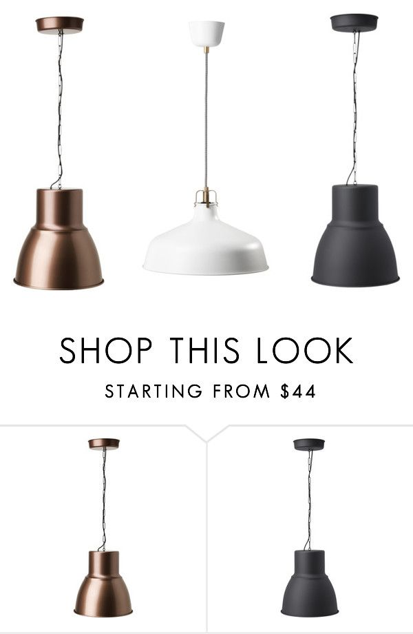 """""""// DINING TABLE LIGHTS"""" by houseamour on Polyvore featuring interior, interiors, interior design, home, home decor and interior decorating"""