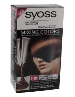 myTime Angebote Syoss Mixing Colors 5-82 nougat-braun-Twist: Category: Drogerie > Körperpflege & Kosmetik > Haar-Coloration…%#lebensmittel%