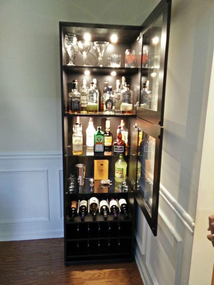 Best 25 Liquor Cabinet Ikea Ideas On Pinterest Liquor