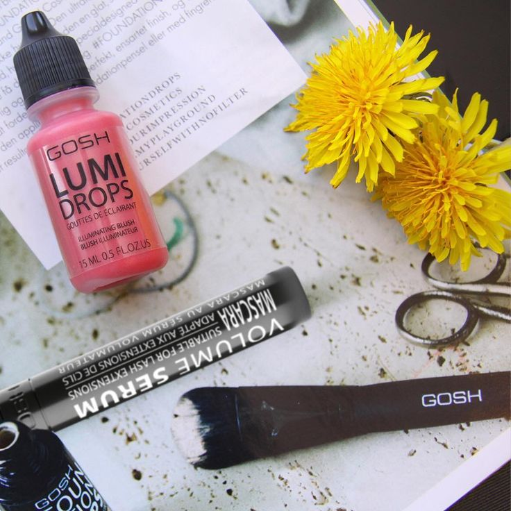 Ready for a spring beauty vitamin boost? We added the vitamin-rich #Dandelion in our new LUMIDROPS and VOLUME SERUM MASCARA. #GOSHCOPENHAGEN #BEAUTIFULYOU #URBANNATURE #MAKEYOURIMPRESSION #SS17 #NEWS #VIEW #SPRING