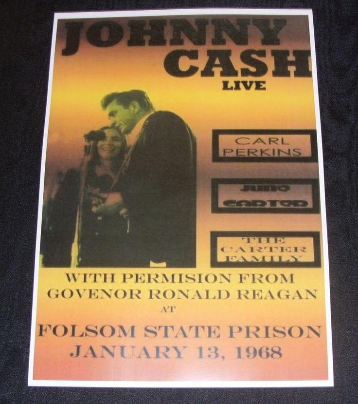 johnny cash folsom state prison 1968
