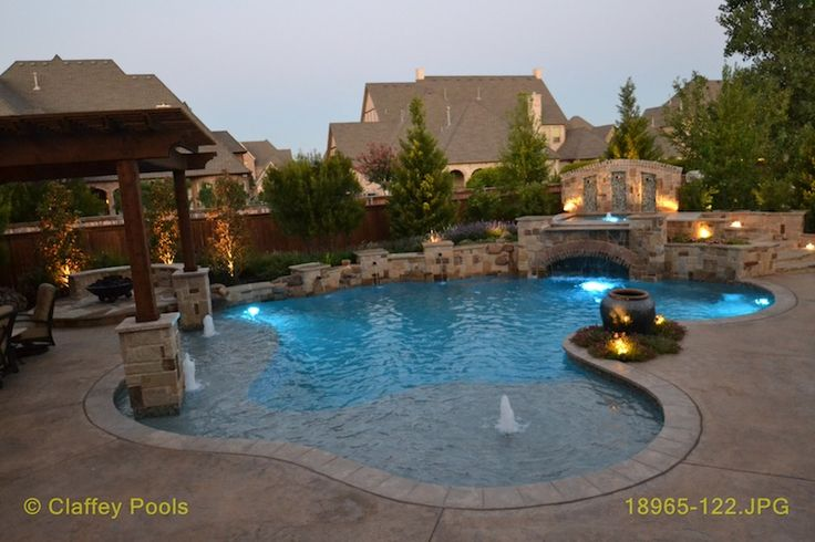 Elite Freeform Swimming Pools Gallery Claffey Pools The Great Outdoors Pinterest Colors