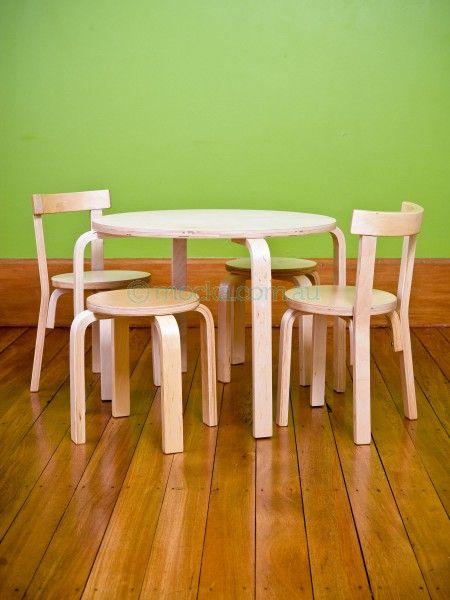 Mocka Hudson Kids Table and Chairs