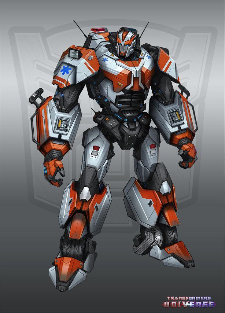 v9ayL7D Transformers Universe Gaame New Character Concept Art