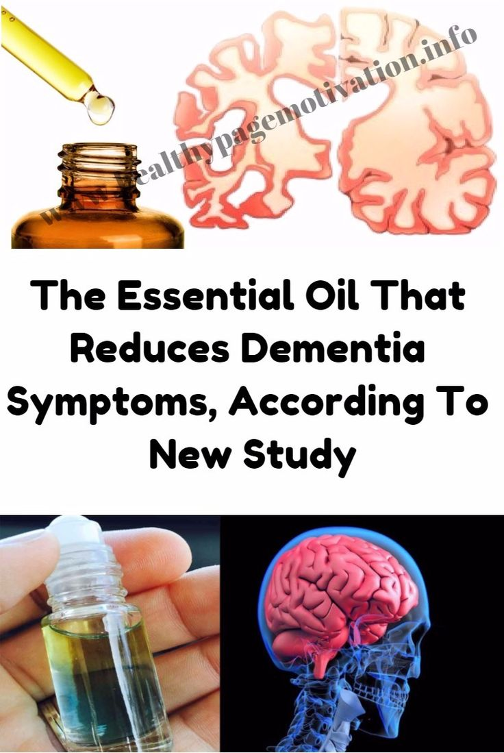 The Essential Oil That Reduces Dementia Symptoms, According To New Study – Healthy Page Motivation