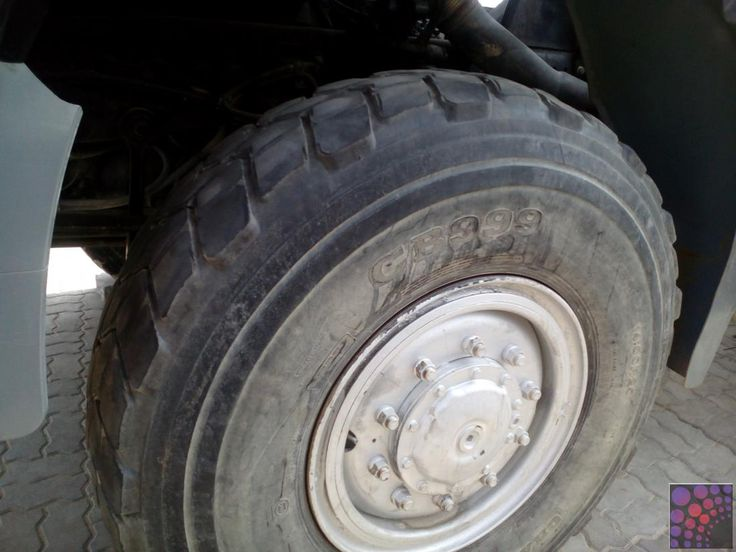 Used Mercedes Actros 6*6 Water tank for sale in Dubai