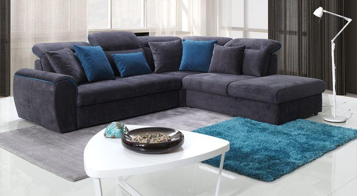 Rimini Corner Sofa Bed - New in Msofas