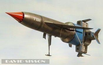 Scratchbuilding Gerry Andersons Thunderbird 1