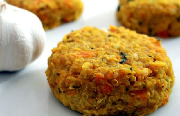 Hamburger di quinoa e verdure - Ricercadiricette.it