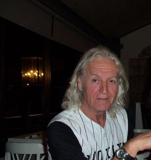 John A Scott AKA DJ Michael Angello October 2014