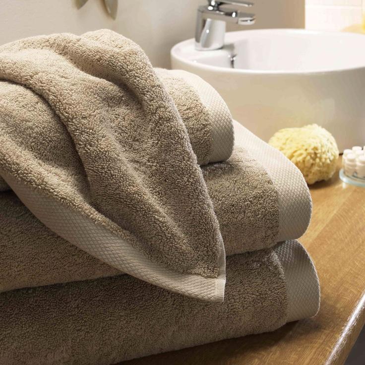 Luxury Caramel Towels