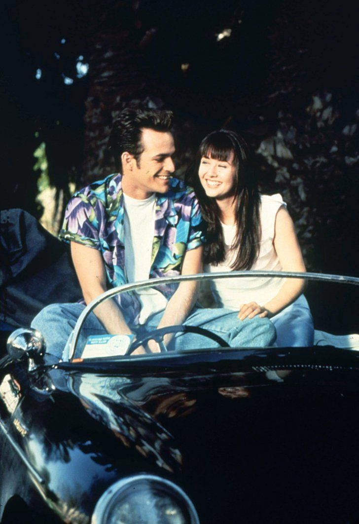 Pin for Later: The Unauthorized Beverly Hills, 90210 Movie: Which Scenes Really Happened Brenda and Dylan Broke Up Because of the Censors