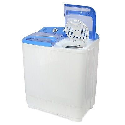 Apartment Washer and Dryer All In One Combo Portable Compact Washing Machine Set