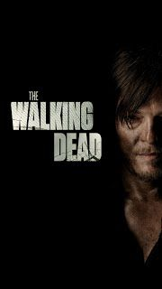 The Walking Dead Smartphone Wallpaper - Tin Semnicki Fotos