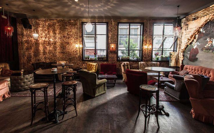 Wolf Lane: Bar in Perth WA - Venue Menu