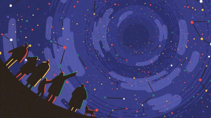 How small are we in the scale of the universe? on Vimeo