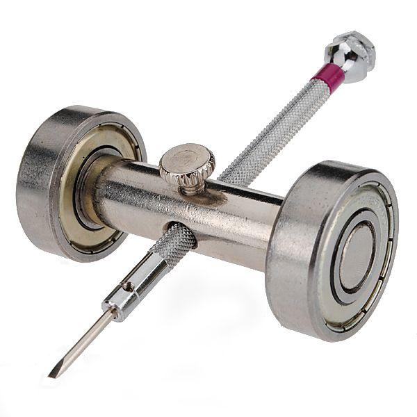 Steel Screwdriver Sharpener Watchmaker Tool