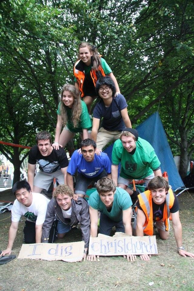 SVA at Clubs Day 2012